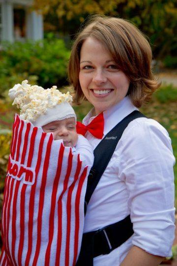 10 Baby Carrier Halloween Costumes