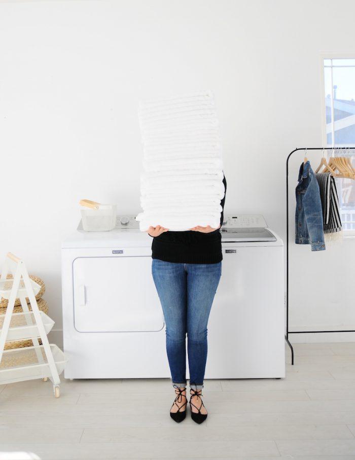Maytag Top Loader - Fits 22 Towels!