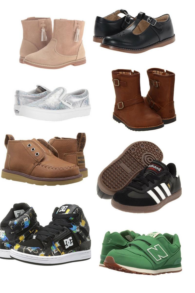 Fall Kicks at Zappos