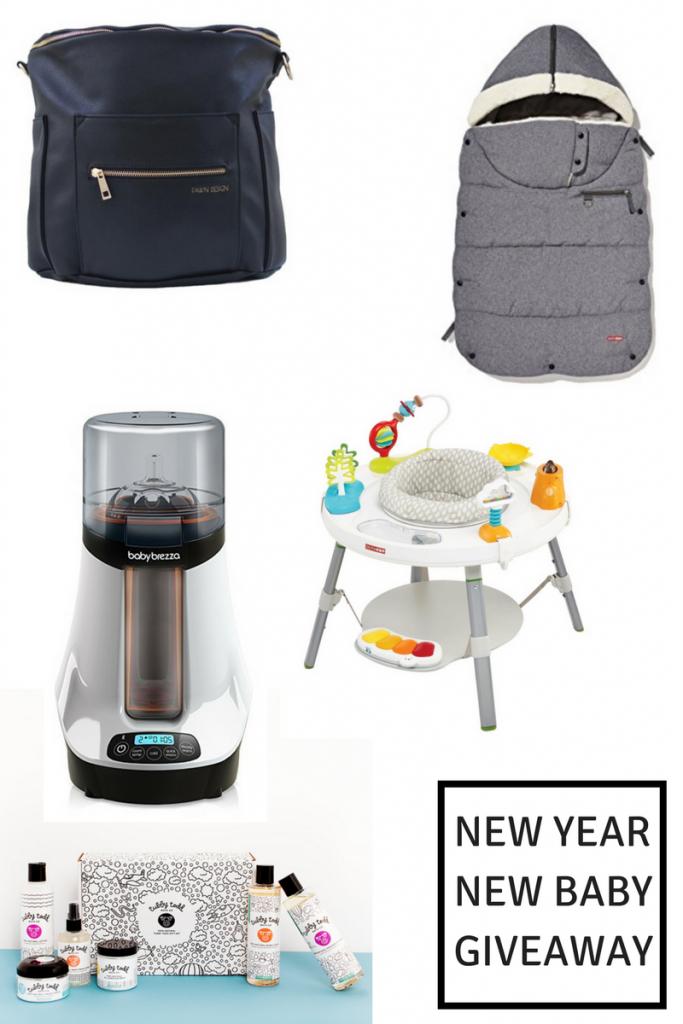 NEW YEAR NEW BABY