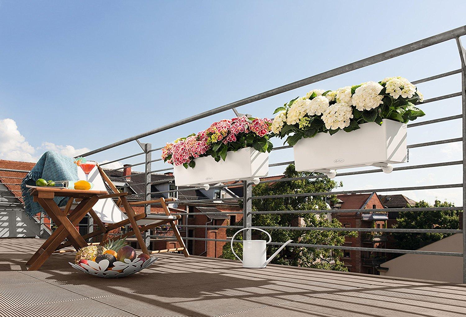 Кашпо lechuza balconera color 80 - купить на официальном сай.