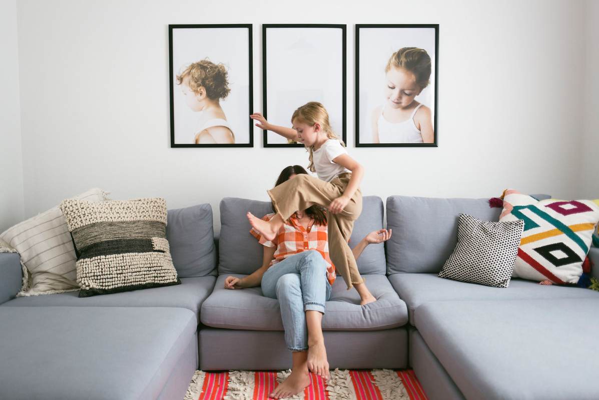 Modern Family Photo Ideas