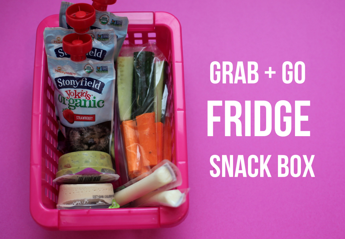 Fridge Snack Box