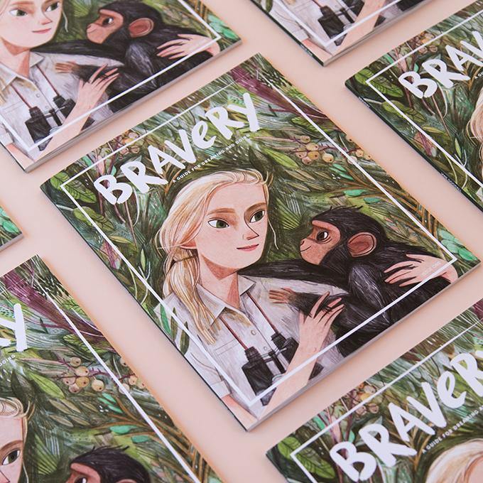 Bravery Magazine