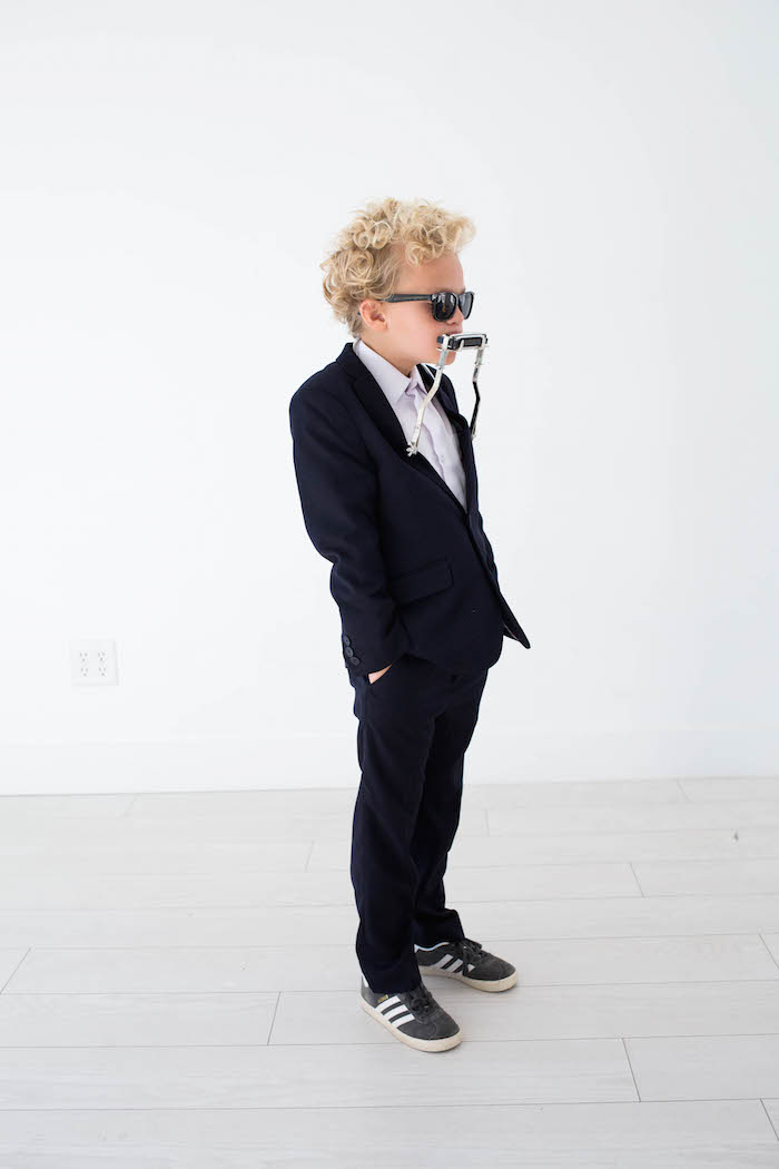 Bob Dylan Costume