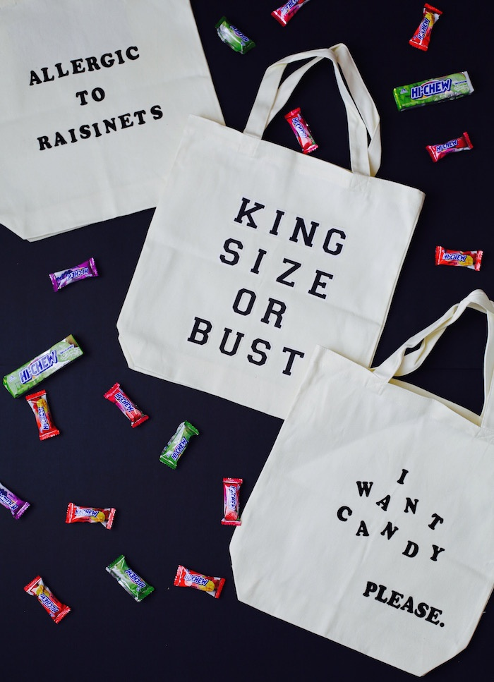 Trick-Or-Treat Tote Bag