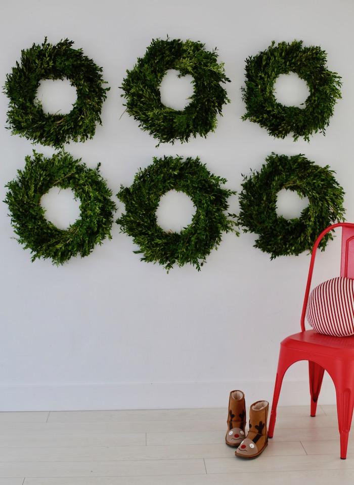 Wreath Wall 3 Ways
