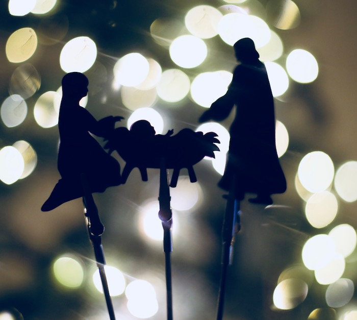 Nativity Puppet