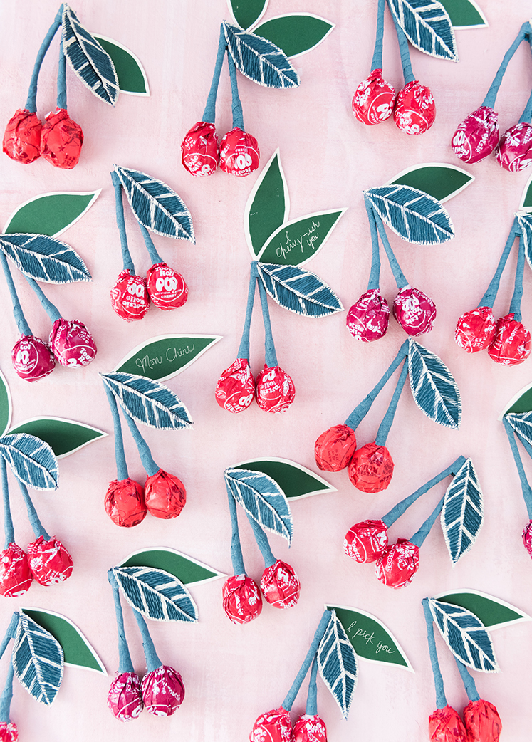 Cherry Valentines