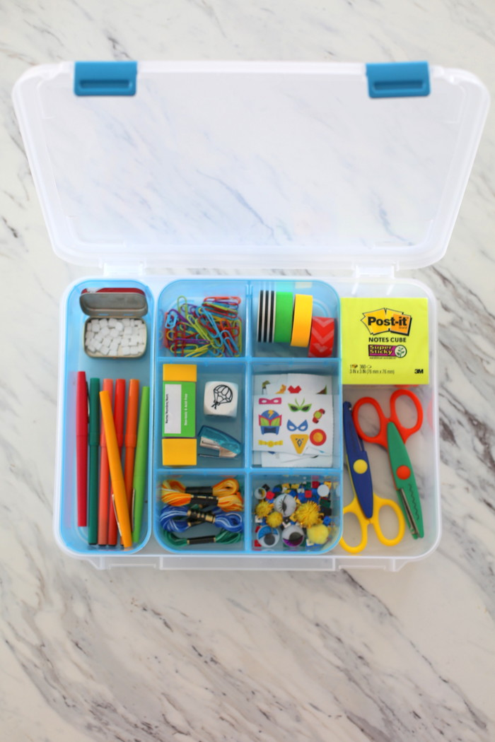 Quiet Time Tackle Box
