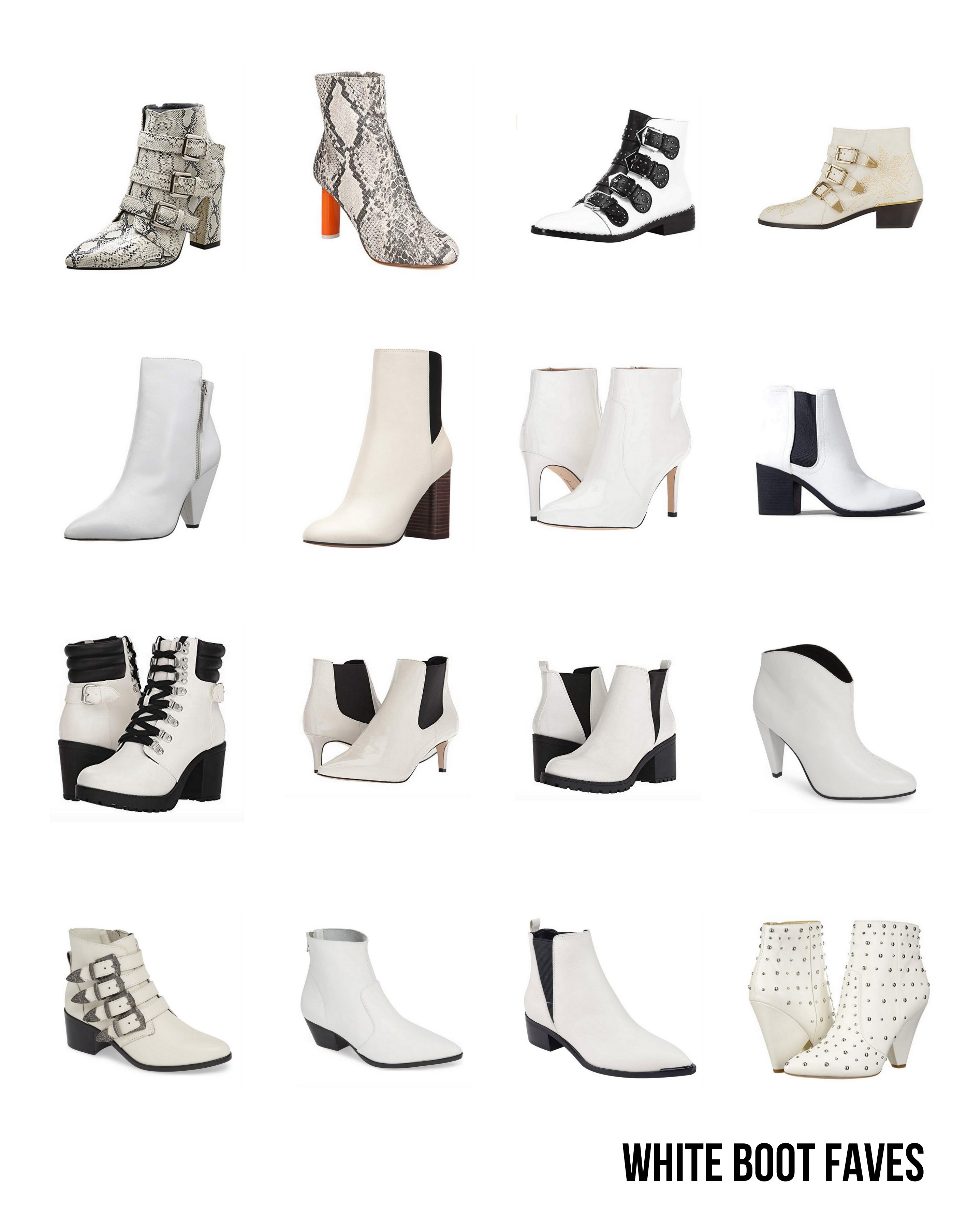 white boot trend