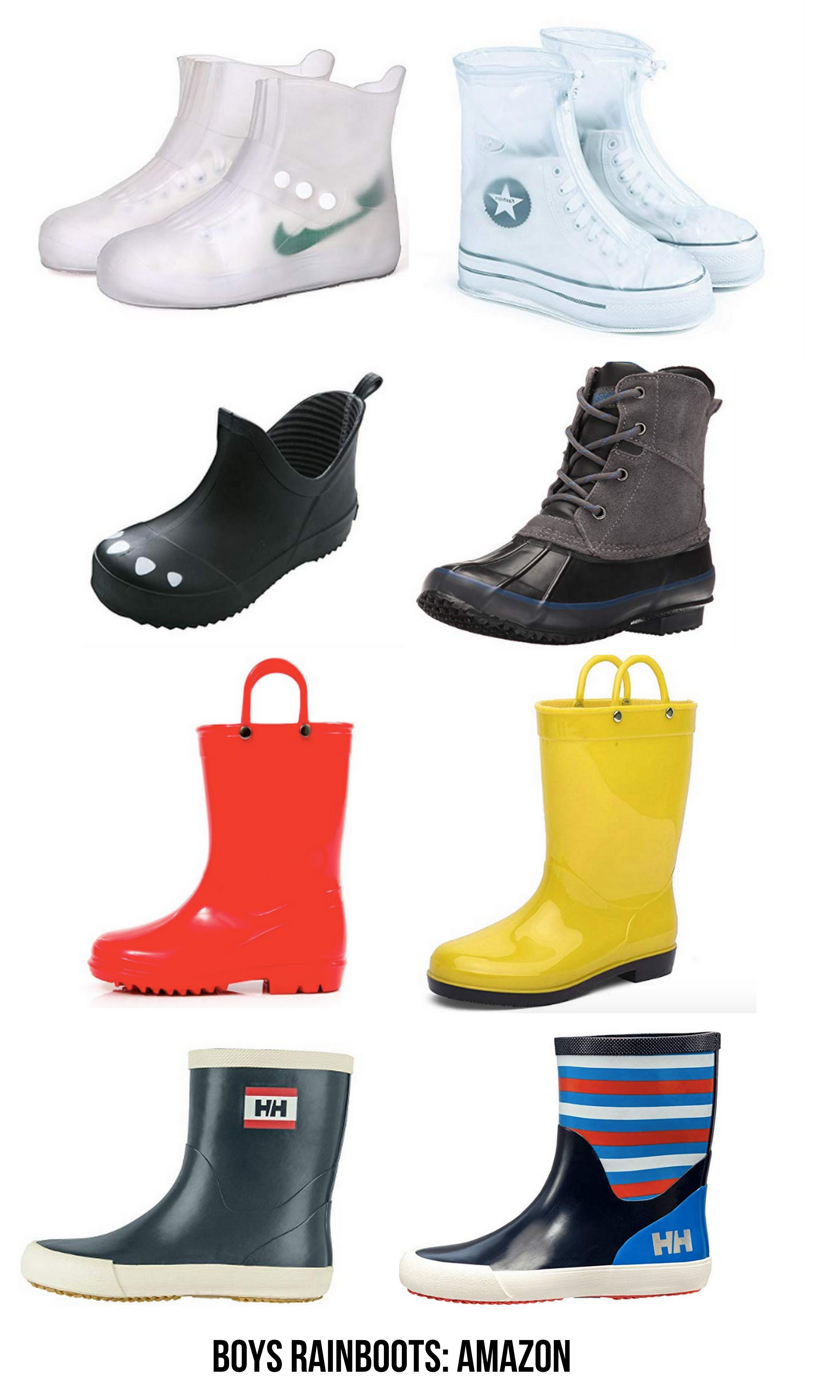 Boys Rain Boot