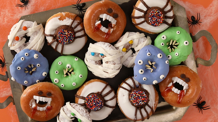 Scary Donut Ideas