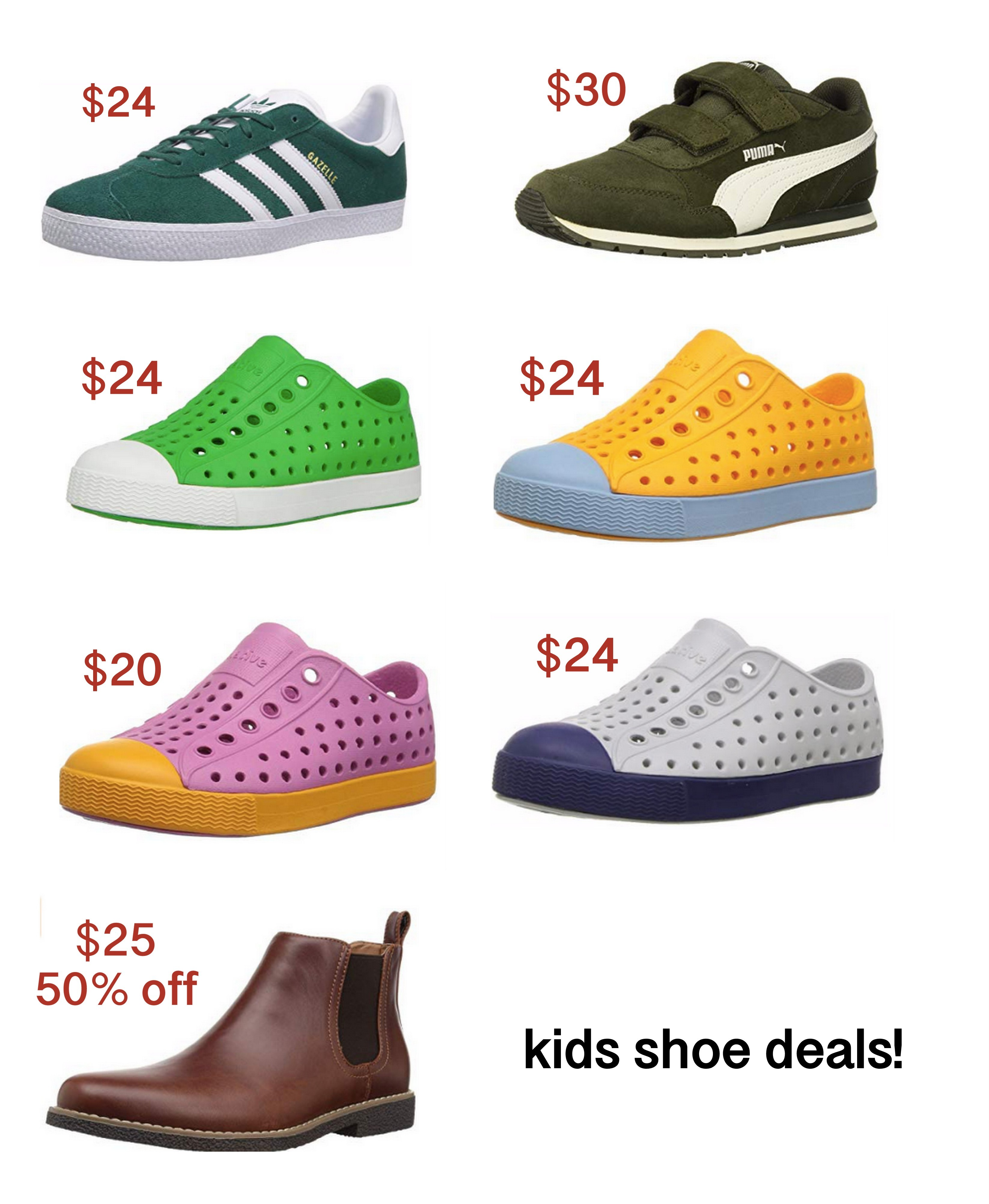 cyber weekend shoe deals