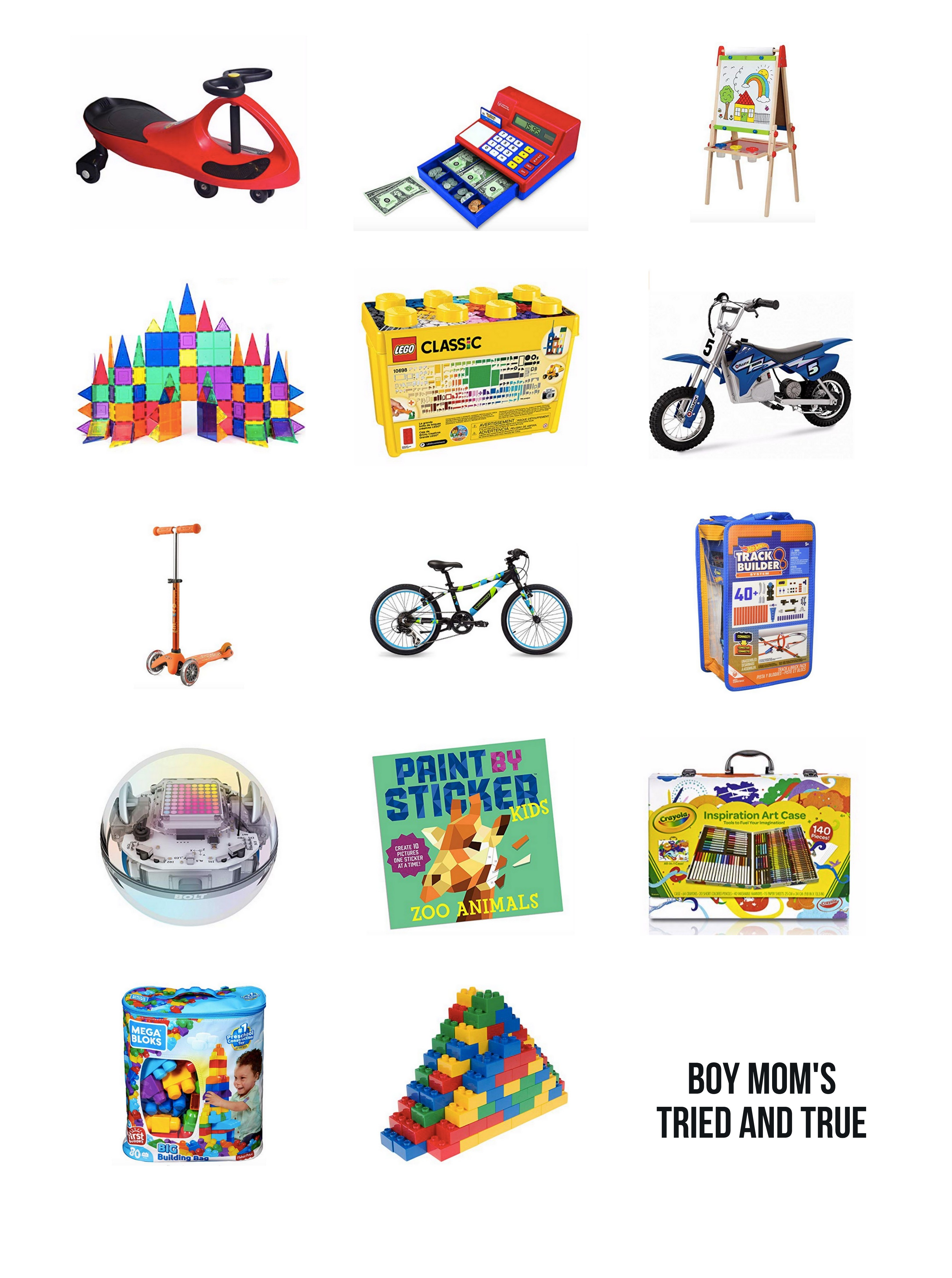 Boy Mom Gift Guide