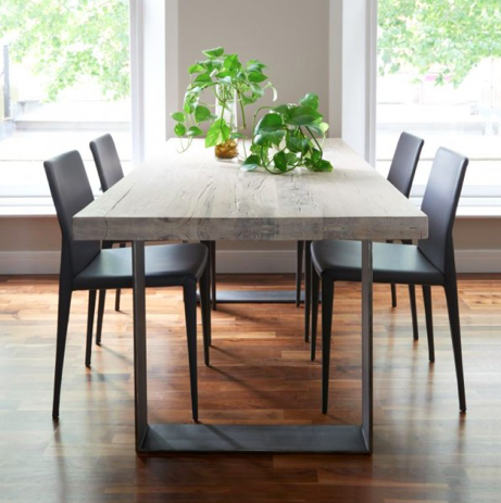 Metal Dining Table Inspiration