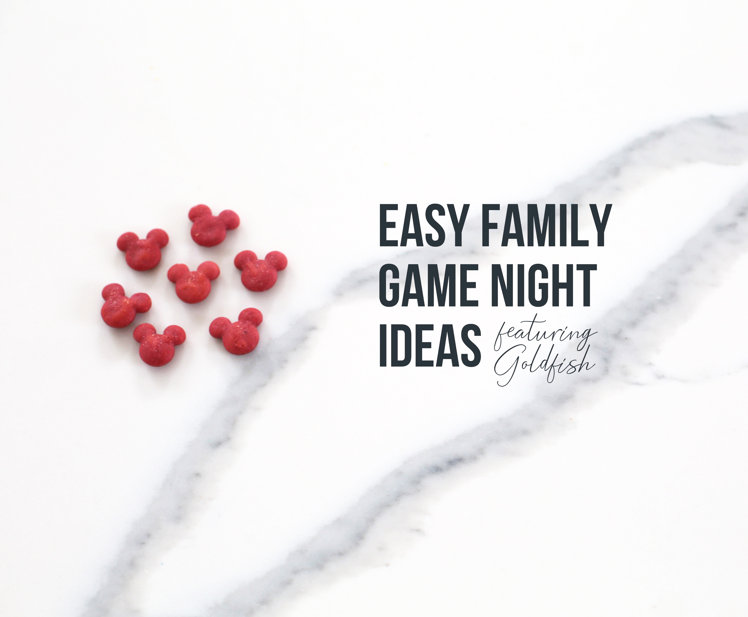 Easy Family Game Night