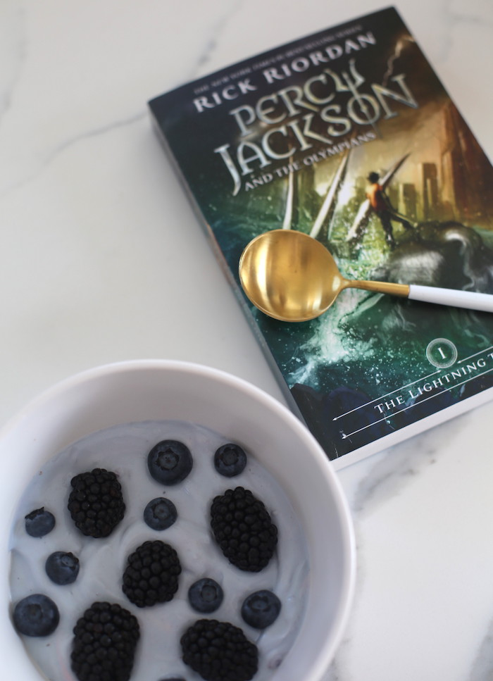 Percy Jackson Blue Foods
