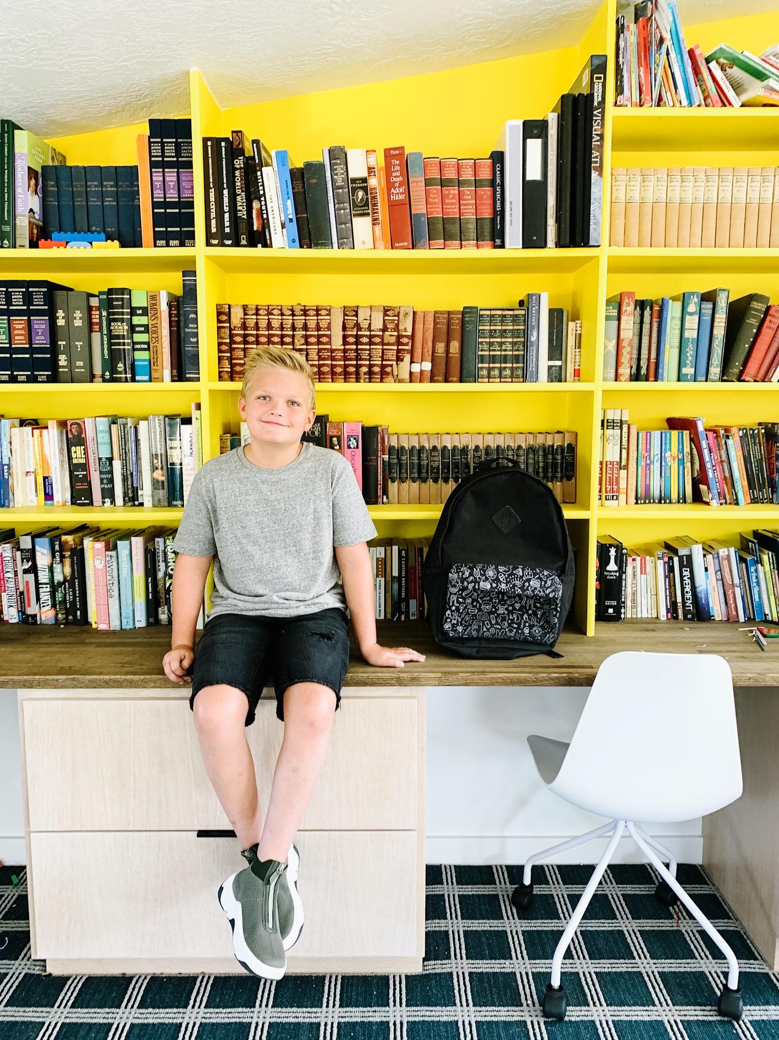 Boys Back to School Ideas
