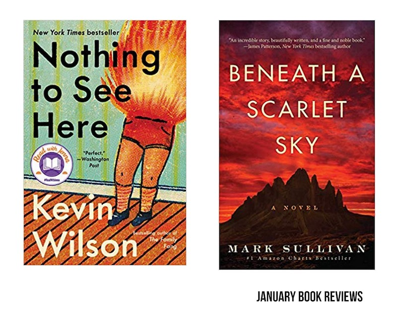 Small Fry Book Reviews | January 2020