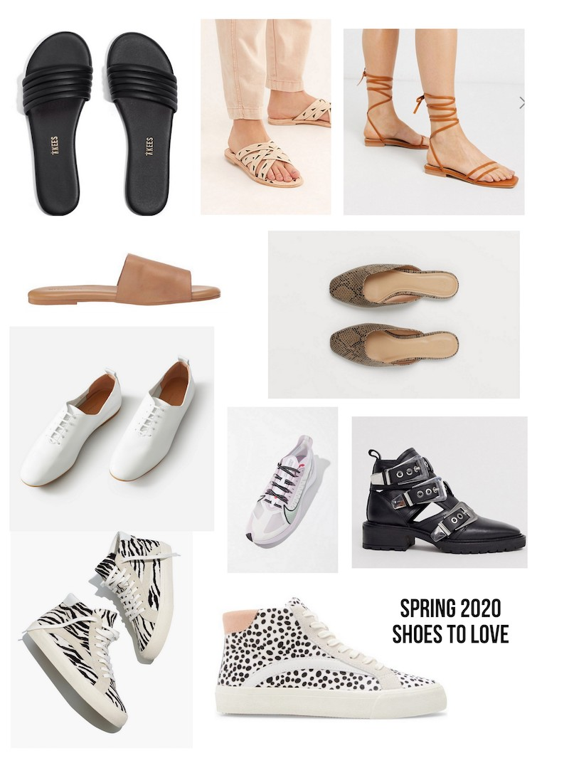Spring 2020 Shoes