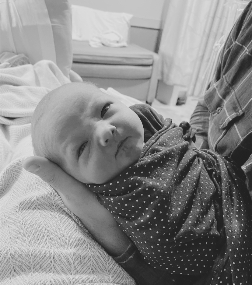 Woody's Birth Story | Small Fry