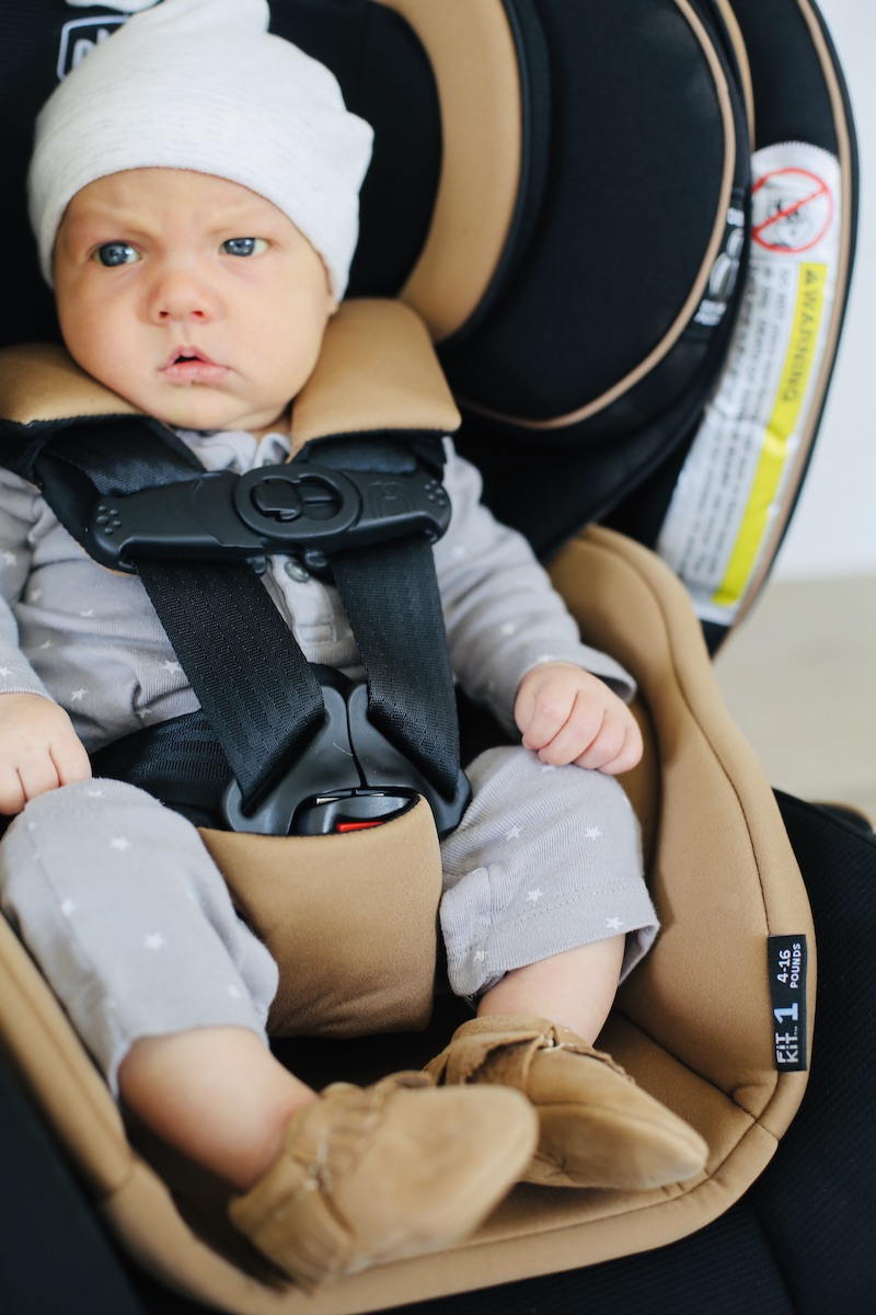 Chicco Fit 4 Review | Small Fry