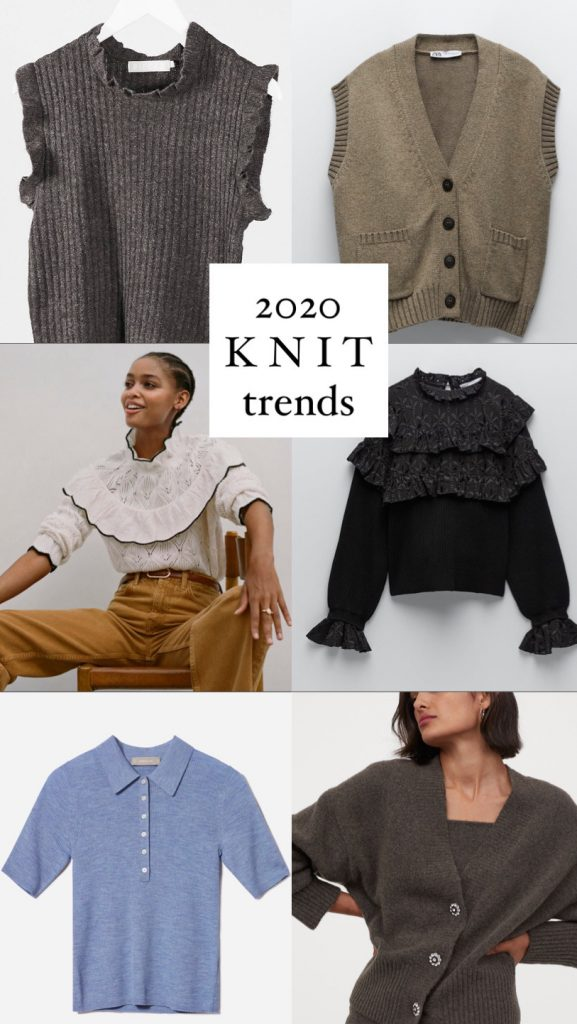 Fall Trends 2020: Knits