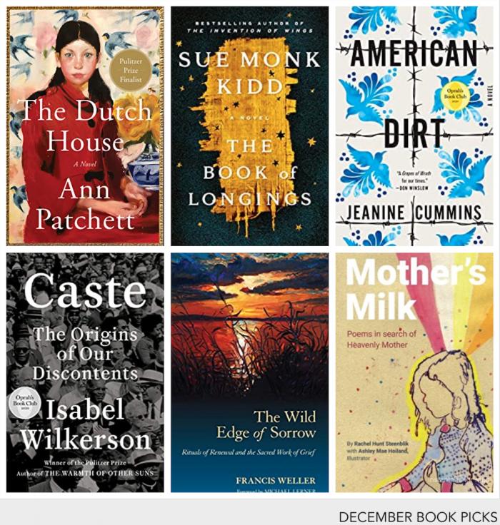 DECEMBER BOOKS | SMALL FRY