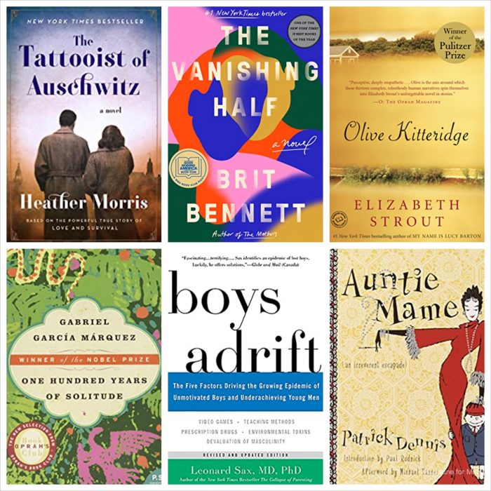 November Books | Small Fry