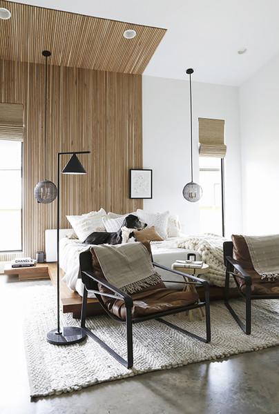 Happily Grey Master Bedroom